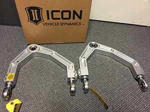 Icon billet upper control arm UCA